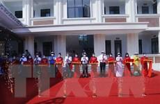 Tuyên Quang: Khánh thành Trạm y tế xã do Chính phủ Hàn Quốc tài trợ
