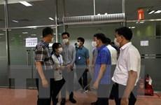 Làm rõ trách nhiệm tổ chức, cá nhân để xảy ra ổ dịch ở KCN Vân Trung