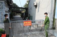 Dịch COVID-19: Thành phố Hà Nội nhân rộng mô hình cách ly 3 lớp