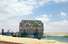 Ai Cập thông qua kế hoạch mở rộng kênh đào Suez sau sự cố Ever Given