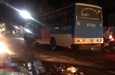 Đắk Lắk: Va chạm giữa xe máy và xe buýt, hai người tử vong tại chỗ