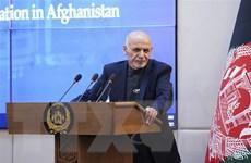 Tổng thống Afghanistan bác bỏ giải pháp quân sự với khủng hoảng