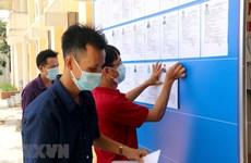 Huyện đảo Phú Quý hoàn tất công tác chuẩn bị bầu cử Quốc hội