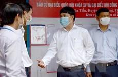 Thành phố Đà Nẵng đã chuẩn bị sẵn sàng cho Ngày hội bầu cử