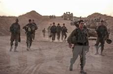 Israel đính chính thông tin về việc đưa bộ binh vào Dải Gaza