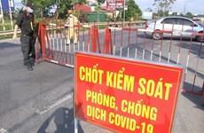 Bắc Ninh: Giãn cách xã hội toàn huyện Yên Phong từ 14 giờ ngày 15/5