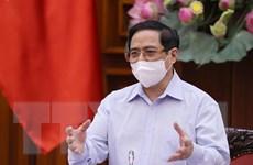 'Ngành y tế phải coi nhiệm vụ bảo vệ sức khỏe nhân dân là trên hết'