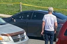 Xả súng tại Canada làm 1 người chết, 3 người bị thương nặng
