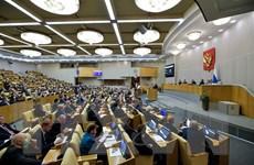 Hạ viện Nga thông qua đạo luật rút khỏi Hiệp ước Bầu trời mở