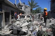 Xung đột Israel-Palestine: Israel chưa đặt ra thời hạn ngừng bắn