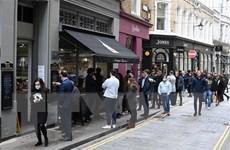 Lạm phát của Anh tăng lên mức cao nhất kể từ khi dịch bùng phát
