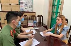 Công an Hà Nội đề nghị người dân tố giác người nhập cảnh trái phép