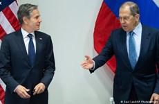 Ngoại trưởng hai nước Nga-Mỹ kêu gọi tăng cường hợp tác