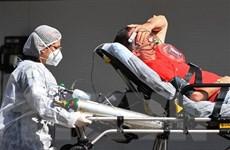Brazil phát hiện trường hợp đầu tiên nhiễm biến thể B1.617.2 từ Ấn Độ
