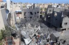 Xung đột Israel-Palestine: Israel nhất trí ngừng bắn với Hamas