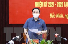 'Bắc Ninh chuẩn bị nghiêm túc, khoa học, bảo đảm an toàn cho bầu cử'