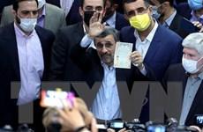 Iran loại 3 ứng cử viên nổi tiếng khỏi danh sách tranh cử tổng thống