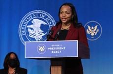 Thượng viện Mỹ xác nhận nữ lãnh đạo gốc Phi đầu tiên về dân quyền