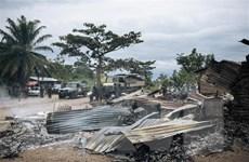 CHDC Congo: Tấn công đẫm máu, ít nhất 22 dân thường thiệt mạng