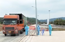 Quảng Ninh, Lai Châu kiểm soát chặt chẽ người về từ vùng dịch