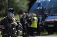 Lại xảy ra tấn công bằng dao nhằm vào cảnh sát tại Pháp