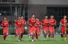 Vòng loại World Cup 2022: Việt Nam quyết giành ngôi đầu bảng G