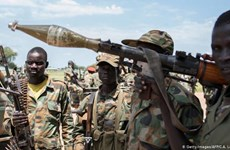 Hội đồng Bảo an Liên hợp quốc gia hạn cấm vận vũ khí đối với Nam Sudan