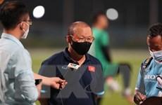 Vòng loại World Cup 2022: HLV Park Hang Seo bỏ ngỏ cơ hội của Văn Lâm