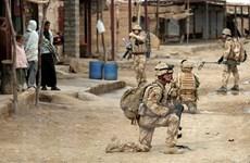 Anh lên kế hoạch đưa nhân viên người Afghanistan sang nước này định cư