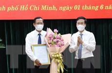 Ông Phan Văn Mãi giữ chức Phó Bí thư Thường trực Thành ủy TP.HCM