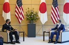 Nhật-Mỹ nhấn mạnh tầm quan trọng của hòa bình khu vực Ấn Độ Dương-TBD