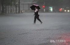 Trung Quốc: Đài Loan ra cảnh báo về cơn bão nhiệt đới Choi-Wan