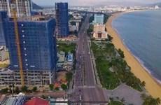 Dự án căn hộ khách sạn chưa được cấp phép đã xây đến tầng 24