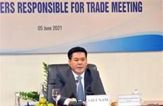 Hội nghị Bộ trưởng APEC: Tìm giải pháp không để đứt gãy chuỗi cung ứng