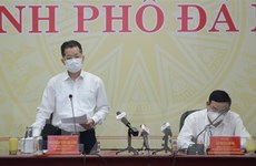 Dịch COVID-19: Đà Nẵng xem xét nới lỏng một số hoạt động