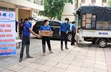 Thanh niên Bắc Ninh chung tay đẩy lùi dịch bệnh COVID-19