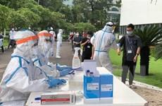 TP.HCM phòng, chống lây nhiễm dịch COVID-19 tại các khu công nghiệp