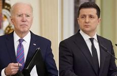 Tổng thống Biden mời người đồng cấp Ukraine thăm Mỹ vào tháng 7