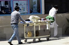 Dịch COVID-19: Số bệnh nhân tử vong tại Ấn Độ đã vượt 350.000 ca