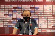 HLV Park Hang-seo: Việt Nam không được 'ngủ quên' trên chiến thắng