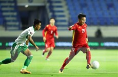 Vòng loại World Cup 2022: HLV Park Hang-seo sẵn người thay Quang Hải