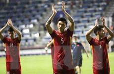 Vòng loại World Cup 2022: Cả Việt Nam và UAE đều hài lòng