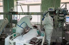 Nga: Hỏa hoạn gây chết người do sự cố máy thở cho bệnh nhân COVID-19