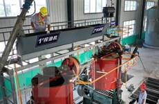 Chỉ số giá sản xuất tại Trung Quốc tăng nhanh nhất trong hơn 12 năm