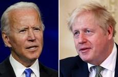 London chịu sức ép về vấn đề Bắc Ireland trước thượng đỉnh Anh-Mỹ