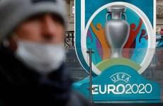 EURO 2020 sắp diễn ra giữa vòng vây đại dịch COVID-19