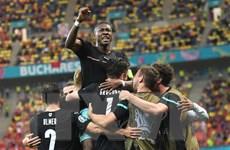 EURO 2020: Áo giành chiến thắng trước Bắc Macedonia