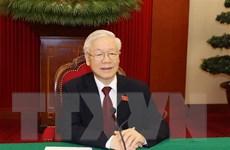Nghị quyết của Bộ Chính trị về đổi mới tổ chức Công đoàn Việt Nam