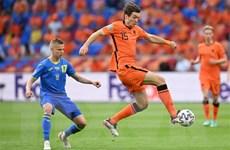 EURO 2020: Hà Lan đánh bại Ukraine sau màn rượt đuổi tỷ số kịch tính