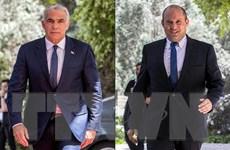 Chính phủ liên minh mới của Israel tuyên thệ nhậm chức